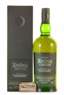 Ardbeg Dark Cove 0,7l, alc. 46,5%, Islay Single Malt Scotch Whisky