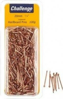 Challenge Hardboard Pins - 20mm - Clam Packed