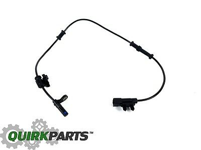 ABS Wheel Speed Sensor Rear Right Fits:300 Charger Challenger W// RWD 2011-2015
