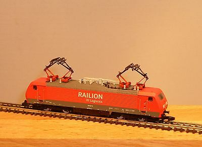 "Märklin Z 88193 electric locomotive BR 189 DB AG ""Railion""new & vintage"