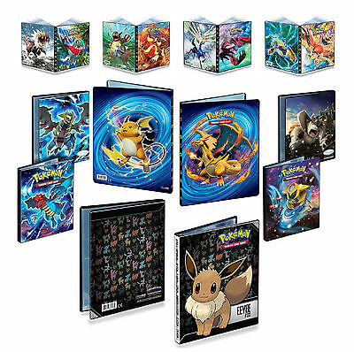 Ultra Pro Pokemon Portfolio - Trading Card Protection - Folder Album Binder TCG