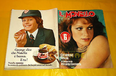 IL MONELLO n. 29 1978 Catherine Spaak, Bee Gees, Riccardo Cocciante