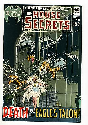 The House of Secrets #91 VF/NM 9.0