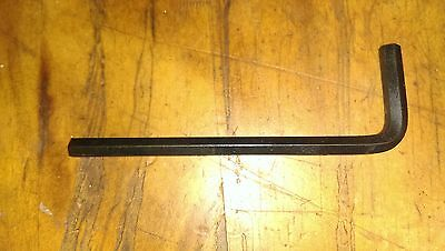 Long Arm Allen Hex Key Wrench AF size  1/16""
