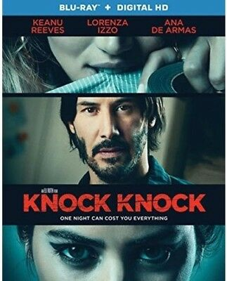 Knock Knock [New Blu-ray]