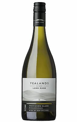 6 X Yealands Estate Land Made Marlborough Sauvignon Blanc 2017