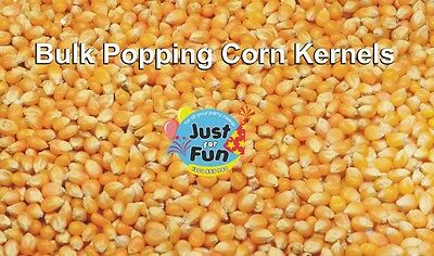 8kg Premium Bulk Popping Corn Kernels For Popcorn Machines, Popcorn Salt