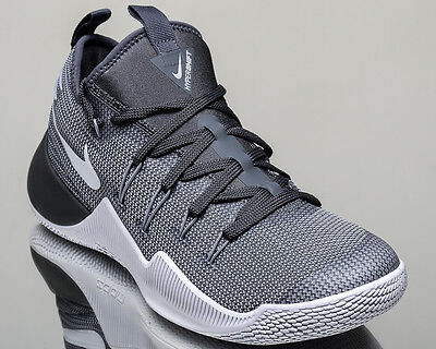 new arrival 894d4 515a7 Nike Hypershift men basketball shoes sneakers NEW dark grey white wolf grey