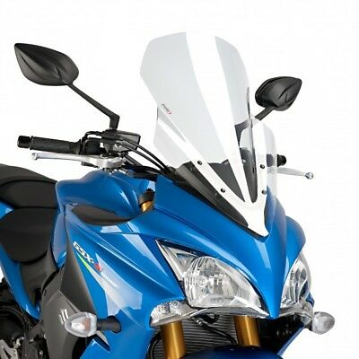 Suzuki Gsx-S 1000 F 2015 > Puig Screen Clear Touring Windscreen