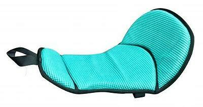 "Showman TEAL Neoprene Western "" Sure-Grip"" Saddle Seat Saver! NEW HORSE TACK!"