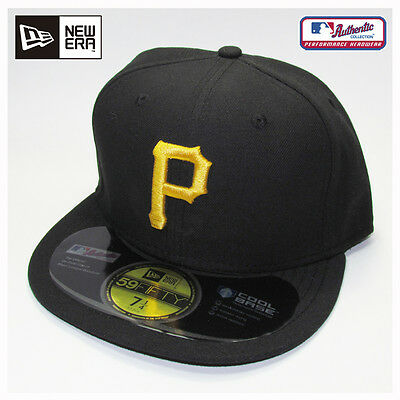 Pittsburgh Pirates MLB Authentic Collection New Era Home Cap, Hat
