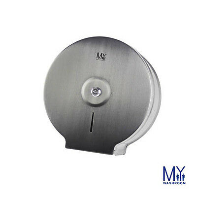 Mywashroom Commercial Stainless Steel Toilet Paper Dispenser (Factory Outlets)