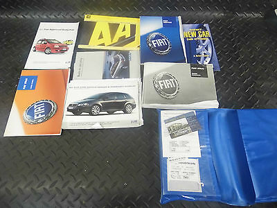 2005 Fiat Stilo 1.4 3Dr Owners Manual