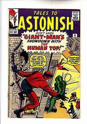 Tales to Astonish 51 Giant -Man and Wasp