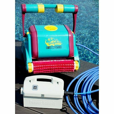 Dolphin Diagnostic 2001 maytronics Poolsauger Reiniger Roboter Bodensauger