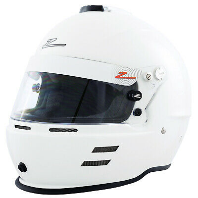 ZAMP - RZ-40 SA2015 Auto Racing Helmet- Snell Rated Opt. Fresh Forced Air Helmet
