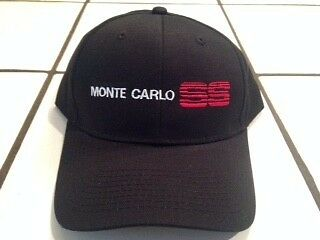 Monte Carlo SS Ball Cap - New