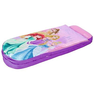 Disney Princess Junior Ready Bed Curved Kids Travel Bag 100% Official Free P+P