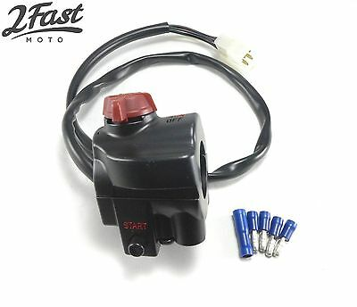 Honda Right Handlebar Switch CB400F CB550F CB750F Engine Stop Start 2FastMoto