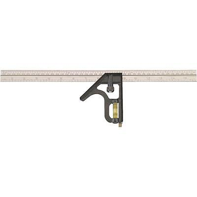 "Johnson Level 16"" Metric Combo Square"