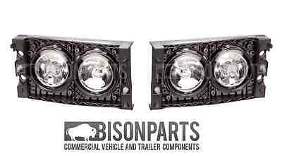 +DAF XF105 (2005 on) Spot & Fog Lamps PAIR LH & RH - 1660960, 1725270 DAF103/104
