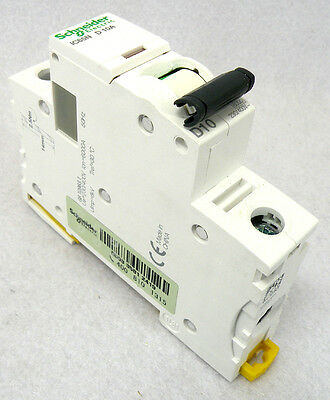 New Schneider small IC65N 1P D6A air circuit breaker switch