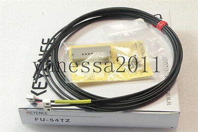 New KEYENCE Fiber Optic Sensor FU-54TZ FU54TZ