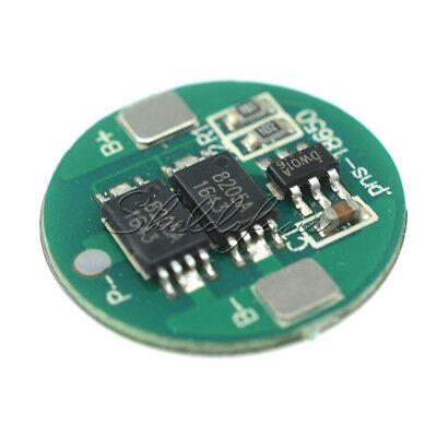 1/5/10PCS Dual MOS Battery Protection Board for 18650 Lithium Battery