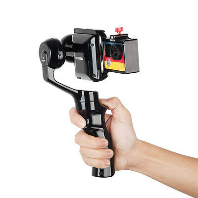 WIELDY 3 Axis Handheld Gimbal Camera Stabilizer for Gopro 3+ 4 iPhone 6 6S plus