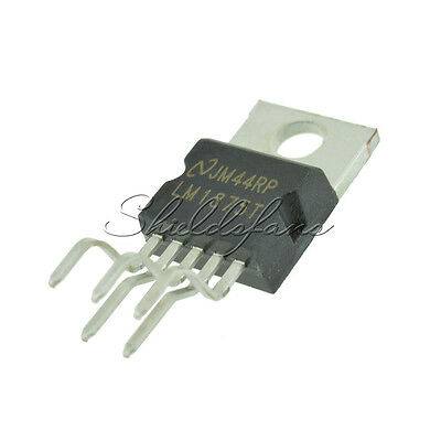 50Pcs Ic Lm1875T Amp Audio Pwr 30W Ab To220-5 New