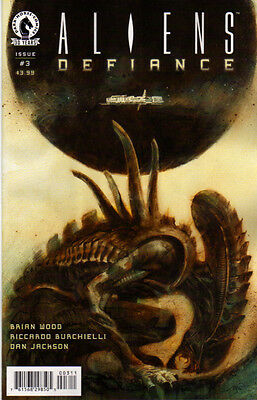 ALIENS Defiance (2016) #3 New Bagged