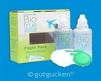 Biotrue Flightpack - 2x 60ml
