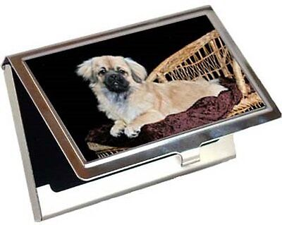 Tibetan Spaniel Business Card / Credit Card Case