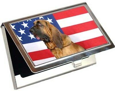 Bloodhound Business Card / Credit Card Case