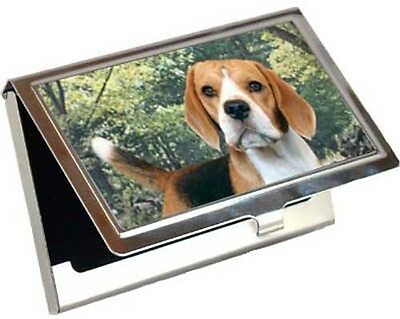 Beagle Business Card / Credit Card Case