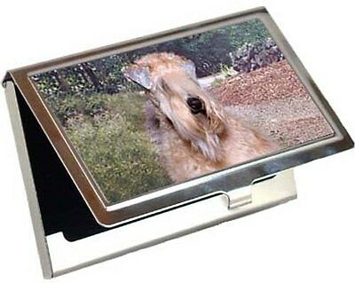 Soft Coated Wheaten Business Card / Credit Card Case