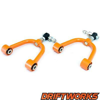 Driftworks Front Upper Camber Arms JZA80 Supra -