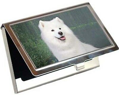 Samoyed Business Card / Credit Card Case