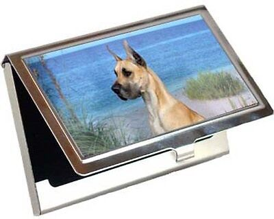 Great Dane Business Card / Credit Card Case