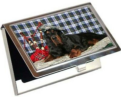 Gordon Setter Business Card / Credit Card Case