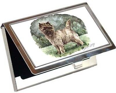 Cairn Terrier Business Card / Credit Card Case