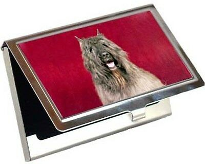 Bouvier des Flanders Business Card / Credit Card Case