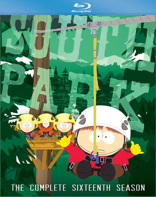 South Park - South Park: The Complete Sixteenth Season [New Blu-ray] 2 Pack, Dig