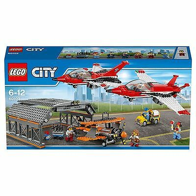 NEW LEGO CITY Airport Air Show - 60103