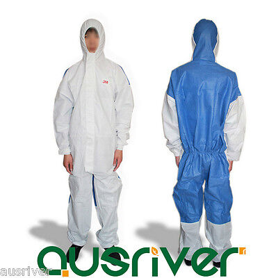 3M 4535 Protective Coverall Chemical Liquid Particulate Dust Protection Clothing