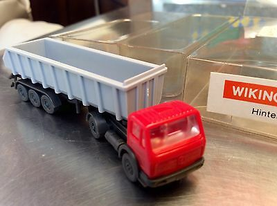 Wiking Made In Germany 90948 Long Tipper Truck 1:160 Scale N Gauge  Post QZZQ SA