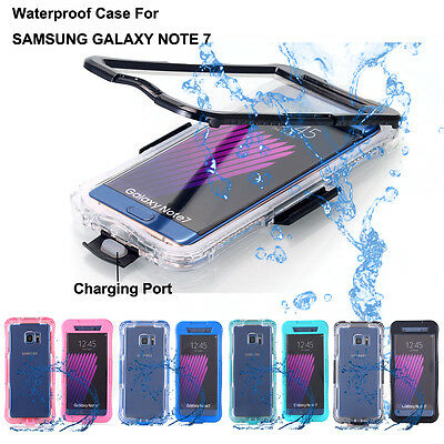 NEW! Shockproof Waterproof Dirt Proof Hard Case Cover For Samsung Galaxy NOTE 7