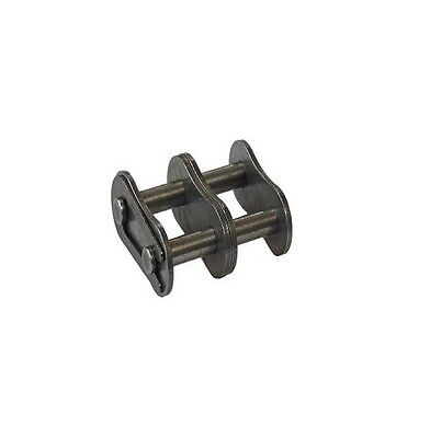 """ANSI/AS Roller Chain 60-2 3/4"""" 19.05mm Stainless Steel No.26 Connecting/ Split L"""