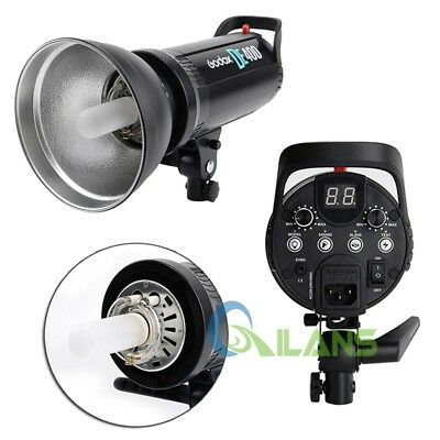 AU Godox DE400 400W Photography Studio Lighting Head Flash Light Strobe 220V