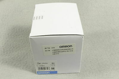 OMRON CQM1-PA206 Power Supply Unit 100-240VAC NEW IN BOX FREE SHIPPING